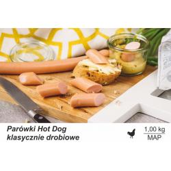 Parówki HOT-DOG klasycznie...